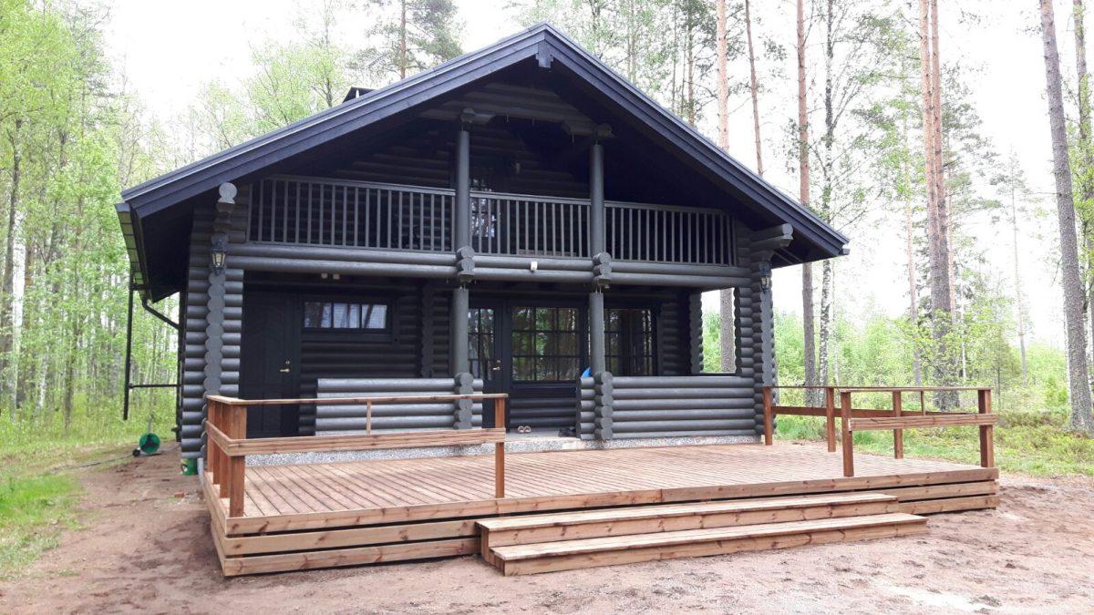 Vuokrattavana mökki Kankaanpäässä