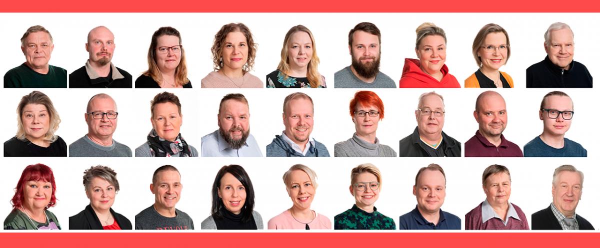 SDP Kankaanpää ehdokkaat